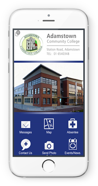 Adamstown Community College App